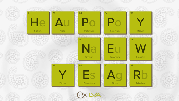 Happy New Year from The Exilva Blog