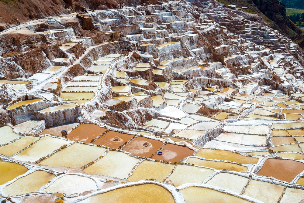 View of Salt ponds, Maras, Cuzco, Peru .jpeg