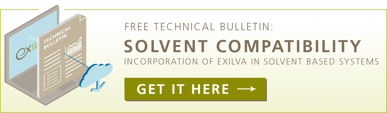 Free download: Technical Bulletin - Solvent Compatibility